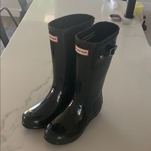 Hunter children's rain boots